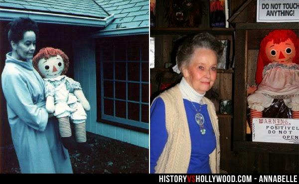 Adakah Cerita Annabelle Berdasarkan Kisah Benar