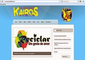Site Oficial da Comunidade Católica Kairós