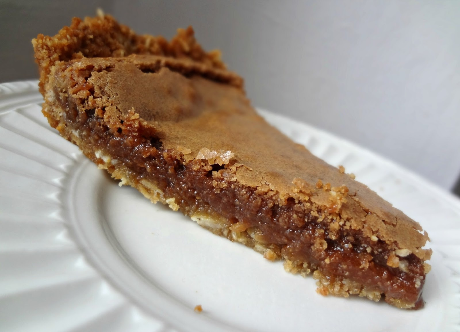 The Cooking Actress: Nutella Crack Pie