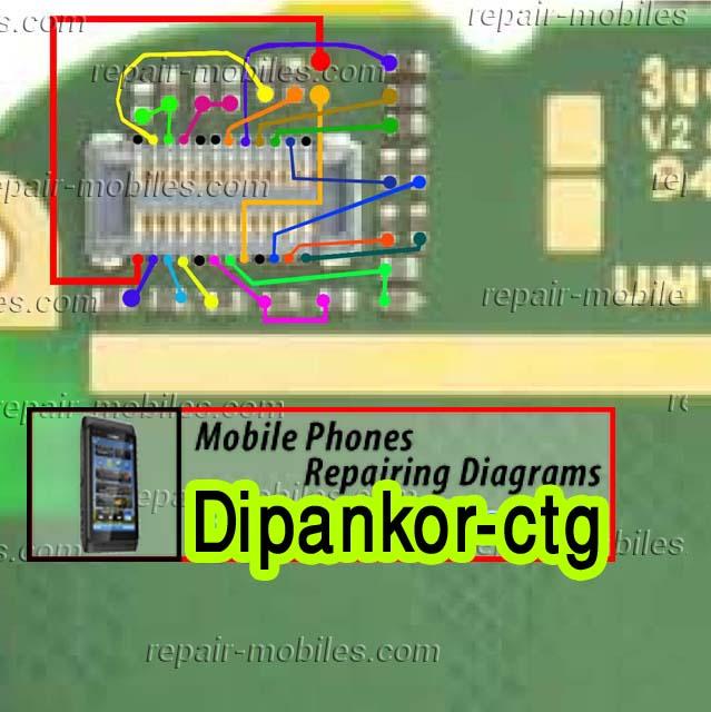 Nokia ASHA 202,203 LCD WAYS