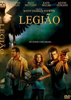 Download Legião DVDRip RMVB Dublado