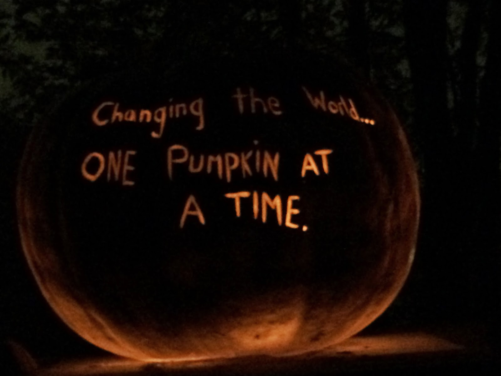 the andrew project: : 2014 jack-o-lantern spectacular @ roger