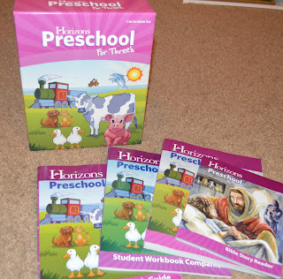 Horizons Preschool for Threes