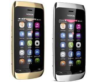 Nokia Asha 308 and Nokia Asha 309 Daftar Harga Hp Nokia Asha Terbaru 2013