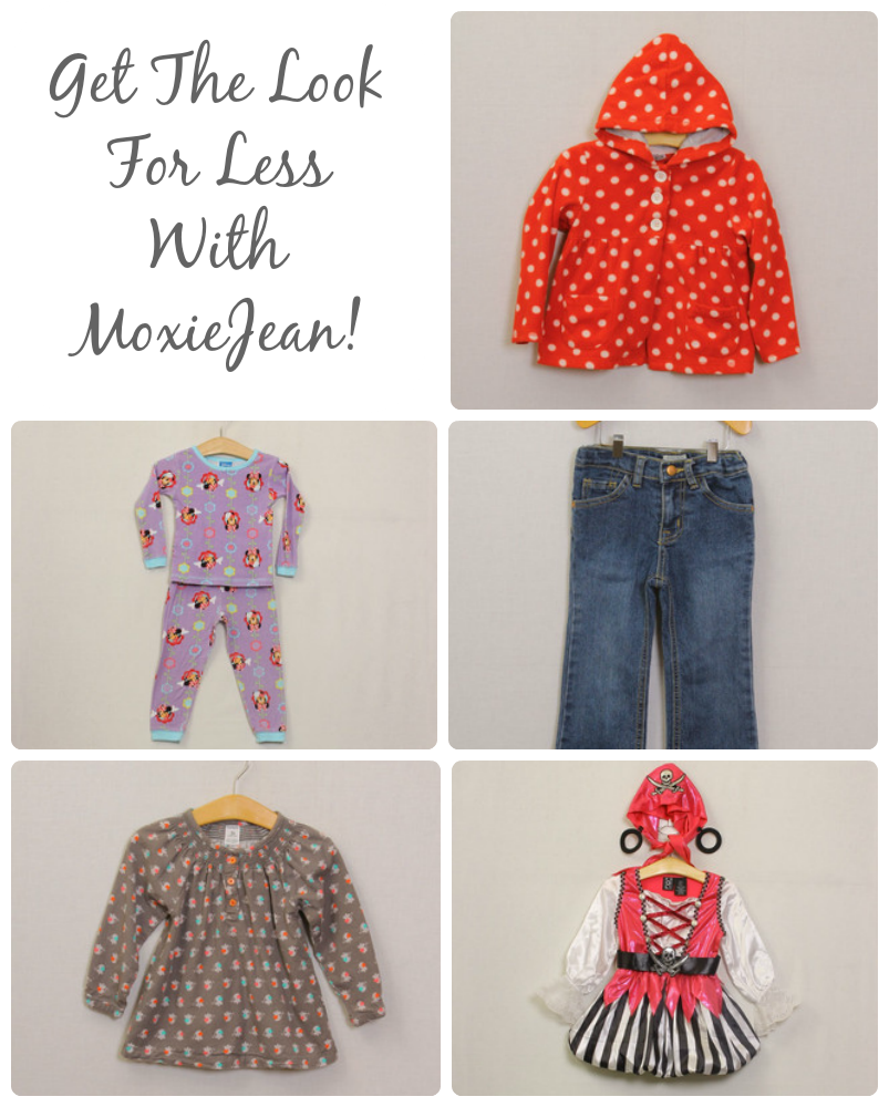 Win a Back To School Wardrobe from MoxieJean!