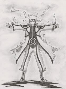 #3 Naruto Manga Drawing