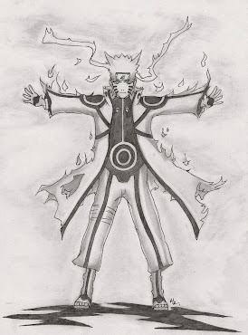#3 Naruto Manga Drawing