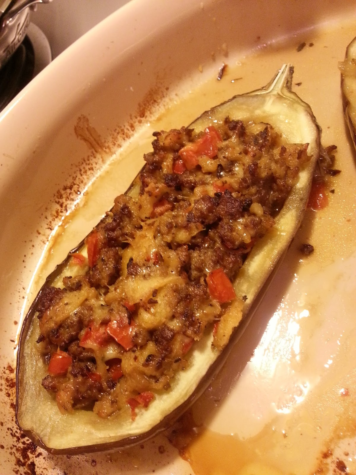 Bread, Dirt, and Dust: Stuffed Boats (Sausage-Stuffed ...