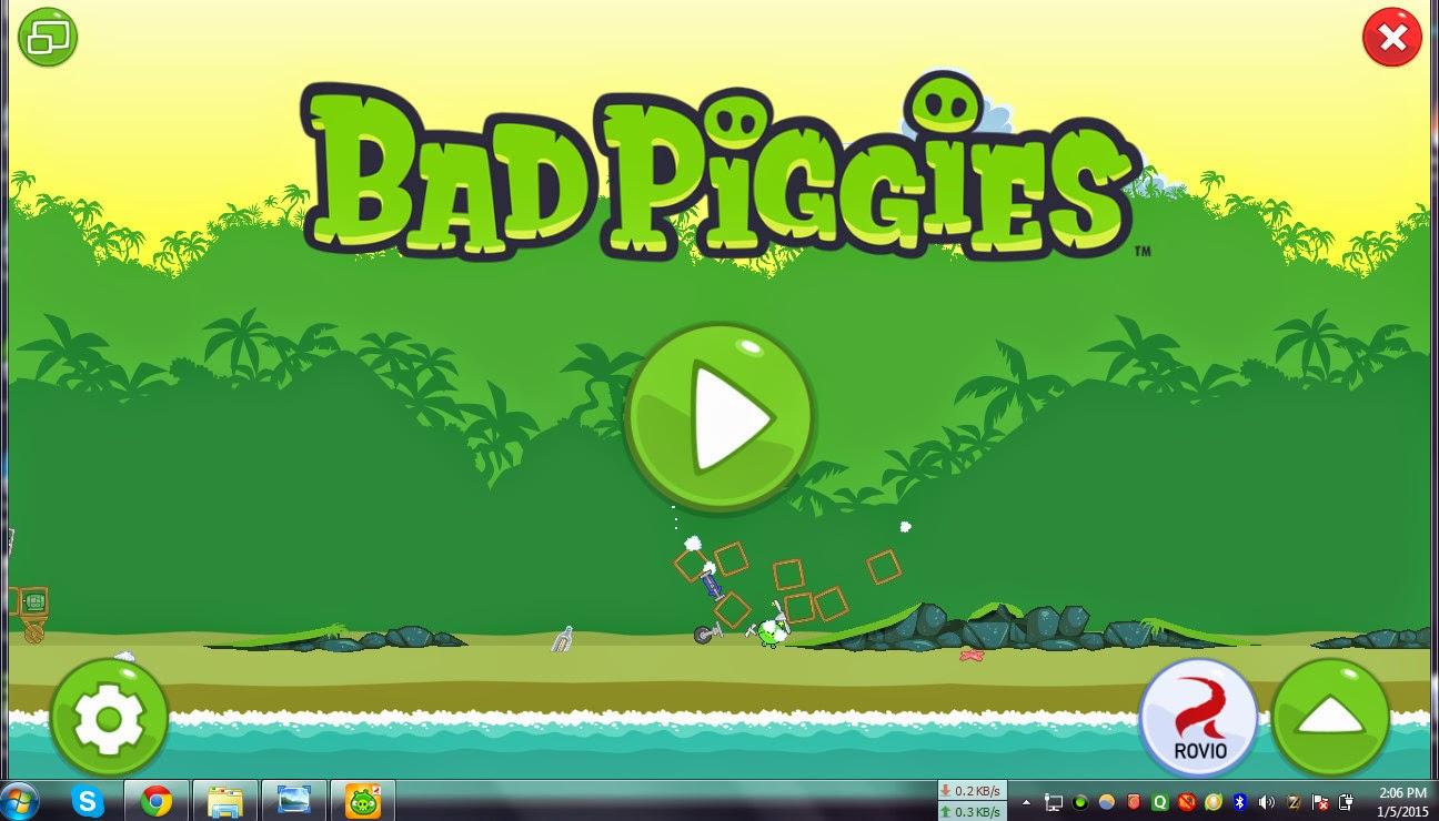 Bad Piggies 1.5.0 Pc