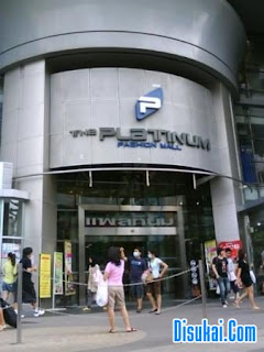 Platinum Fashion Mall Tempat Belanja Murah di Bangkok