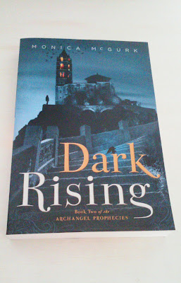 Dark Rising by Monica McGurk