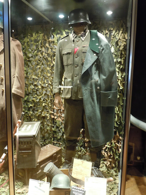 German soldier Band of Brothers TV uniform
