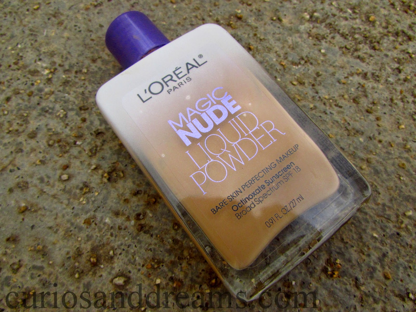 L'Oreal Paris Magic Nude Liquid Powder review, L'Oreal Paris Magic Nude Liquid Powder foundation review