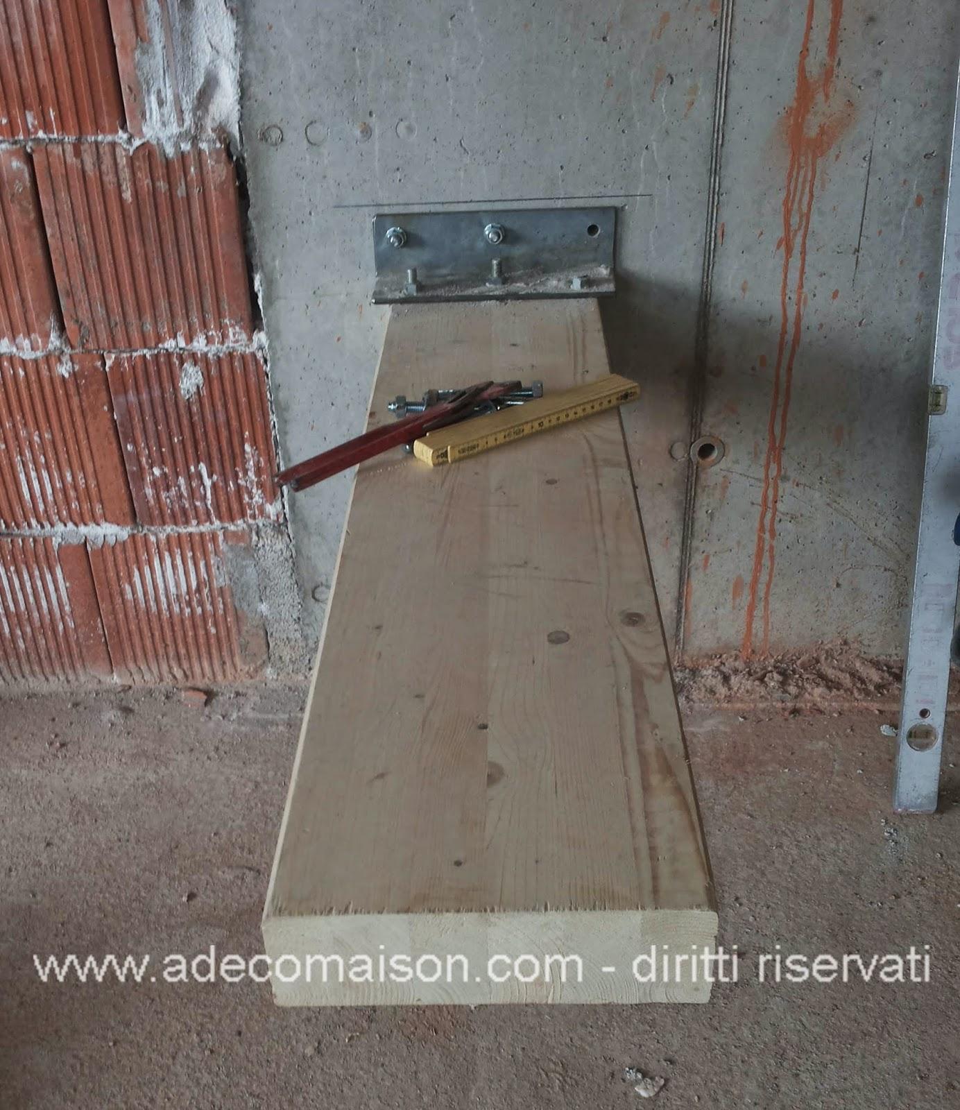 Adecomaison soluzioni per scala e vasca da bagno - Vasca da bagno in cemento ...