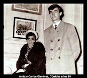 LA QUERIDA FAMILIA, de Ionesco, dirección Carlos Giménez, Córdoba 1966
