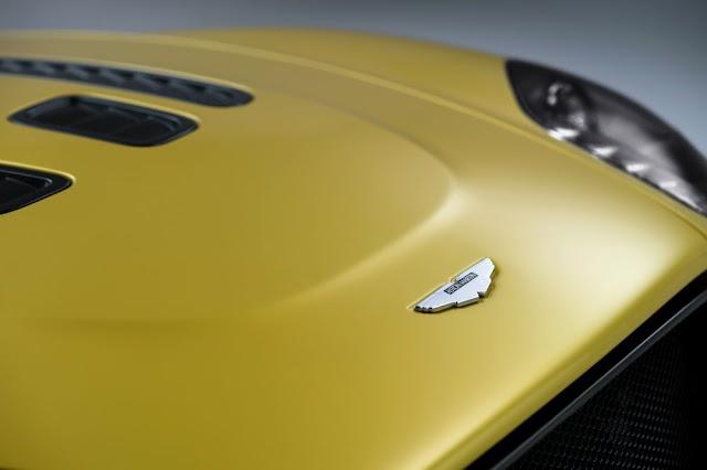 Aston Martin, V12 Vantage S