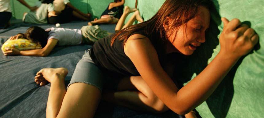 was verdient eine prostituierte stellung frau oben