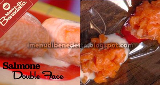 Salmone Double Face di Benedetta Parodi