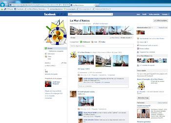 La Mar d'Amics a Facebook