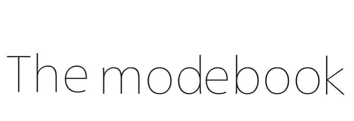 modebook