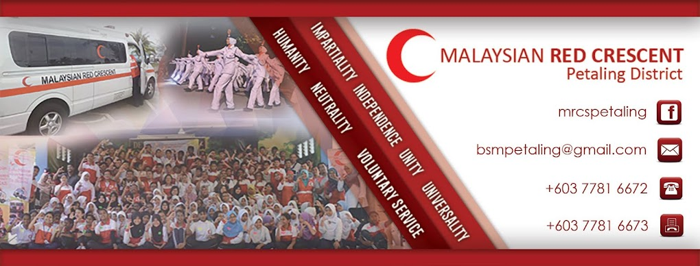 Malaysian Red Crescent Petaling District