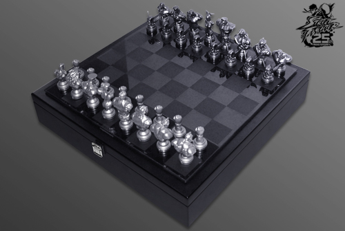 Street Fighter Chess