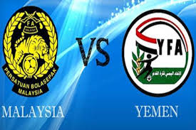 Keputusan Malaysia yaman Piala Asia 2013 Semasa