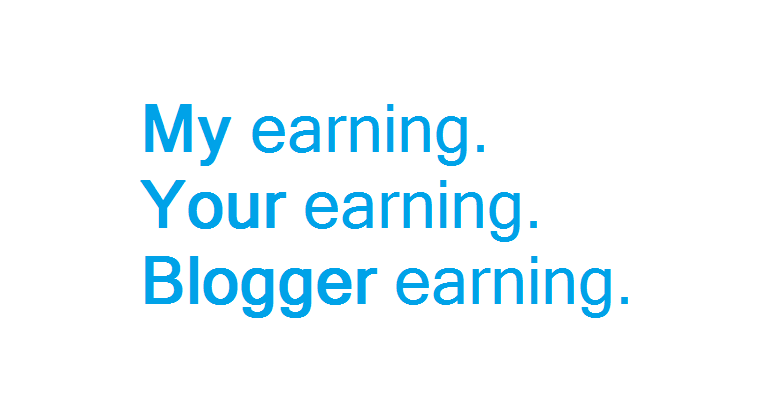 Penghasilan rata-rata blogger