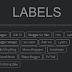Tùy biến widget label (nhãn) Blogger toàn tập