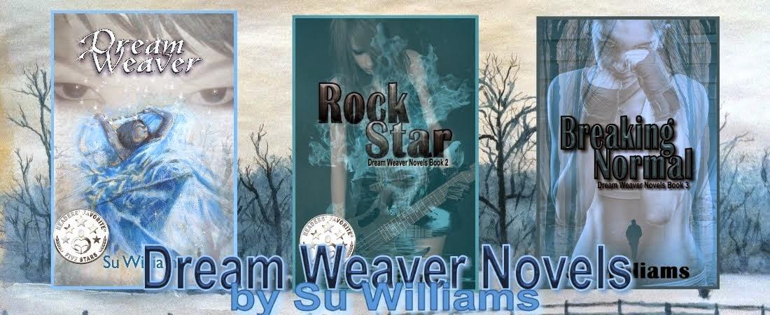Dream Weaver Novels by Su Williams