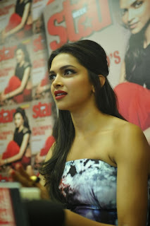 Actress Deepika Padukone Latest Pictures at Starweek Magazine Diwali Special Edition Launch  0009