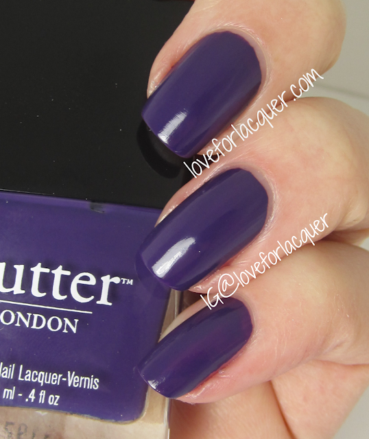 butter LONDON Smoke & Mirrors Swatches & Review + GIVEAWAY!! - Love for Lacquer