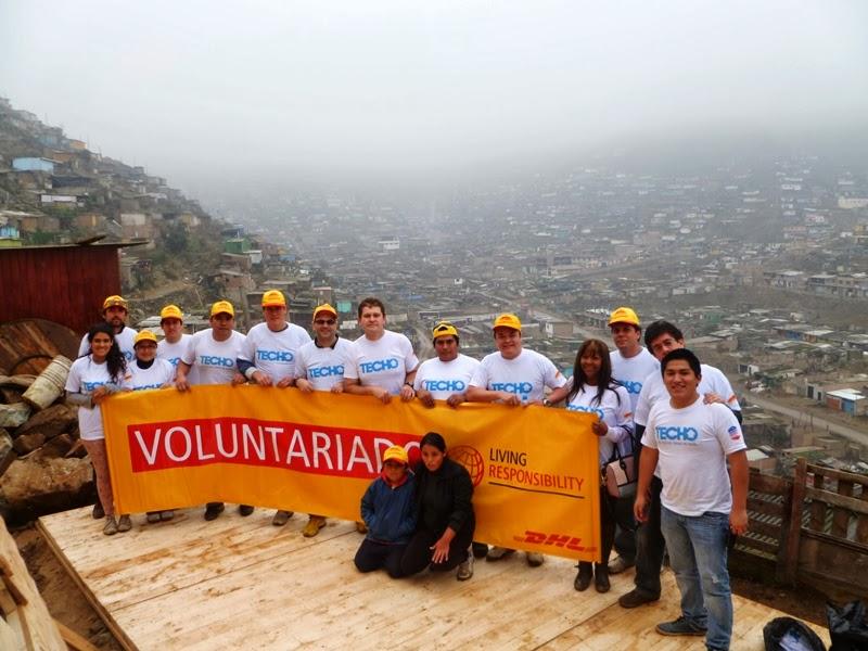 Responsabilidad social en el per internacional for Oficinas dhl peru