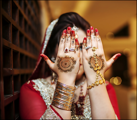 Famous Easy & Beautiful Bridal Mehndi Designs Image Gallery for free download