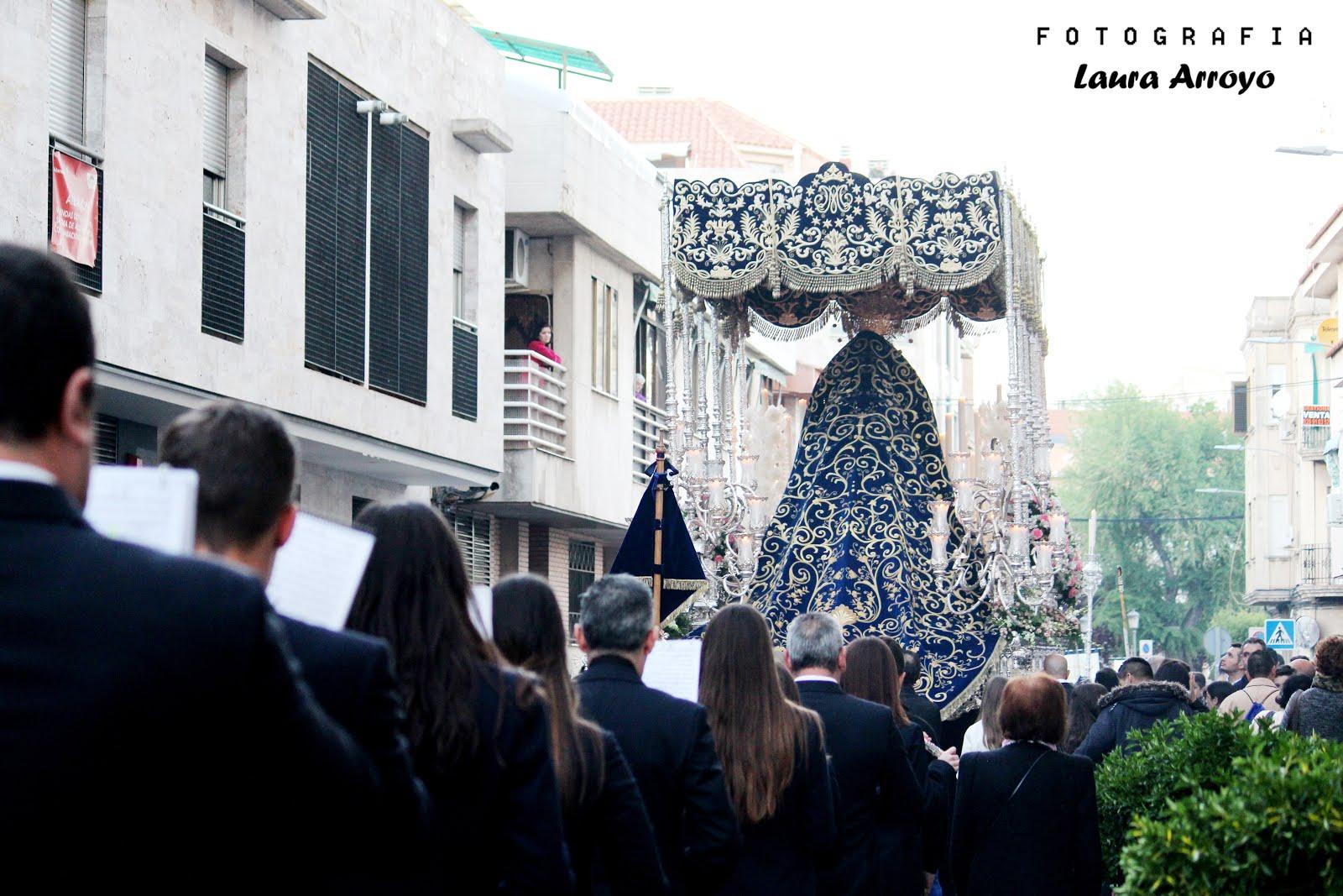3º Premio en el Concurso Fotográfico de la Banda de Música Santa Cecilia de Pedroche (Córdoba)