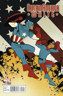 Captain America White Asrar Variant