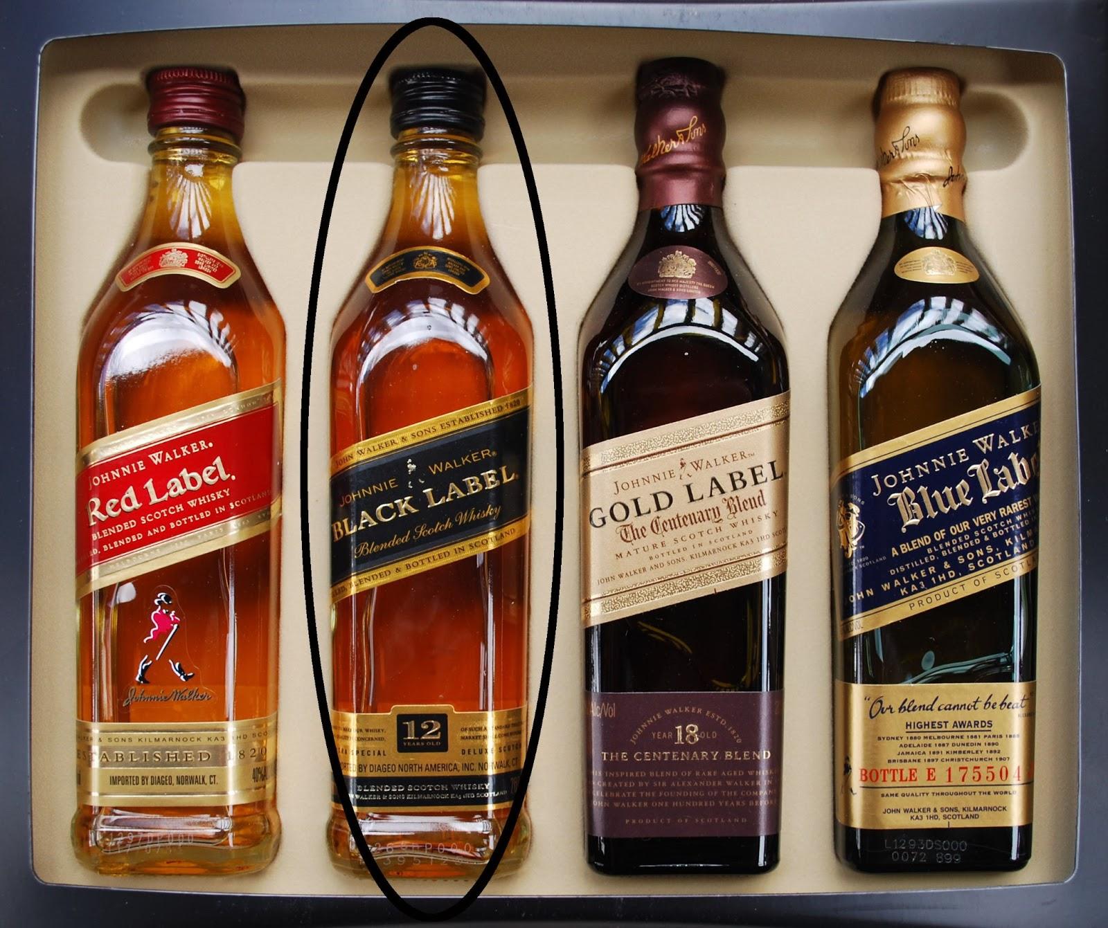 review 125 johnnie walker black label joshzie 39 s whisky. Black Bedroom Furniture Sets. Home Design Ideas