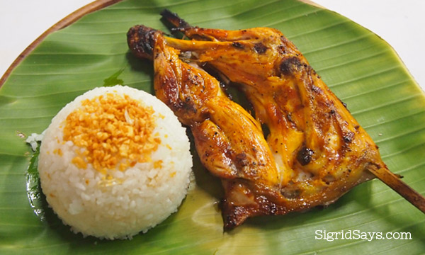 Bacolod chicken inasal - Bacolod restaurants