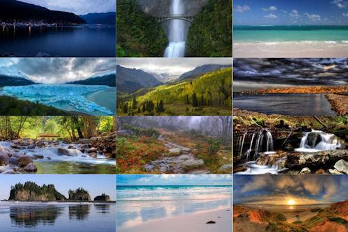 Nuestros paisajes naturales I (12 fotos)