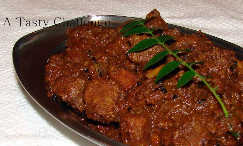 Beef Veyichathu/ Ularthiyathu