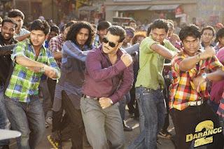 Stills : Salman khan's Dabangg 2