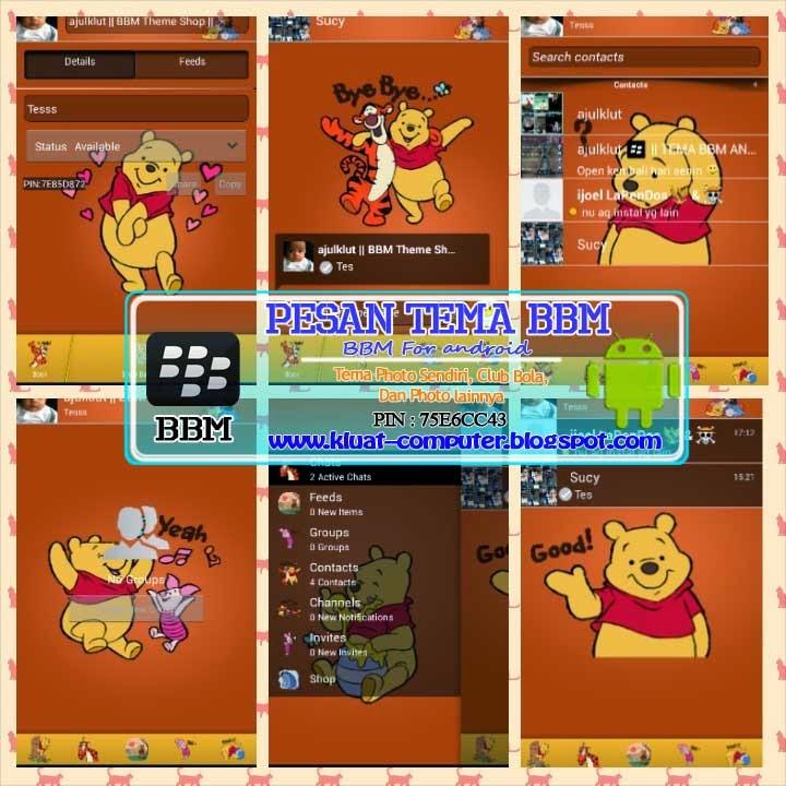 Multi BBM Pooh