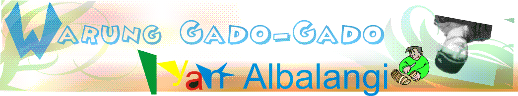 Warung Gado-Gado Iyan Al-Balangi