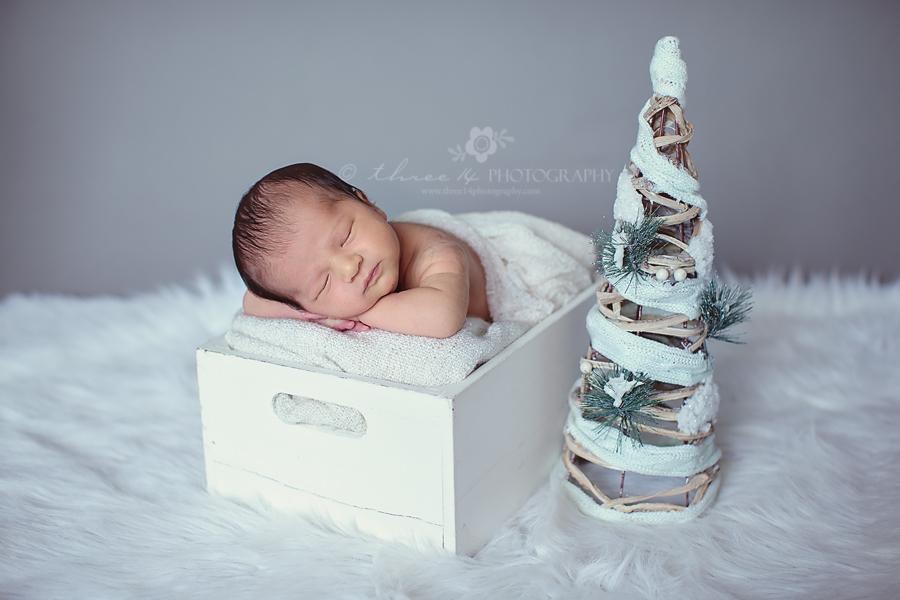 Christmas Props Newborn