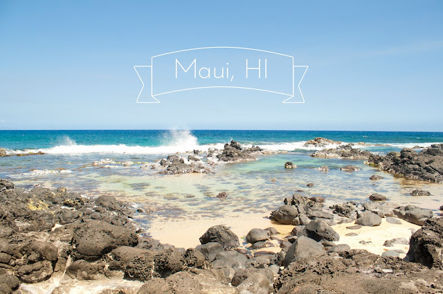 North Shore Maui | www.floralsandplaid.com