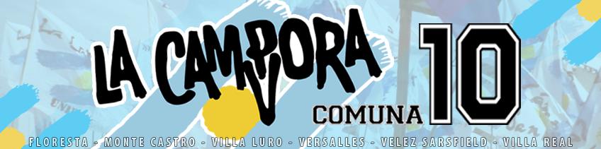 La Cámpora Comuna 10