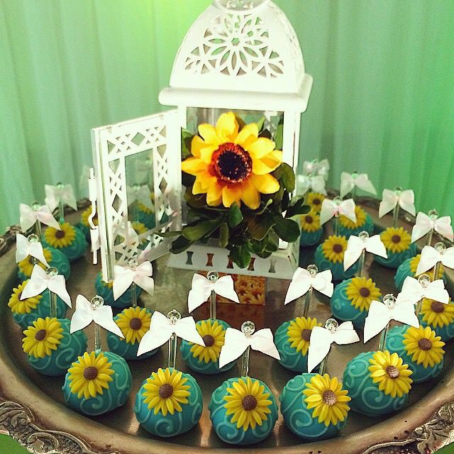 pop cake tournesol