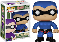 Funko Pop! The Phantom Blue Suit