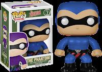 Funko Pop! The Phantom Blue Suit