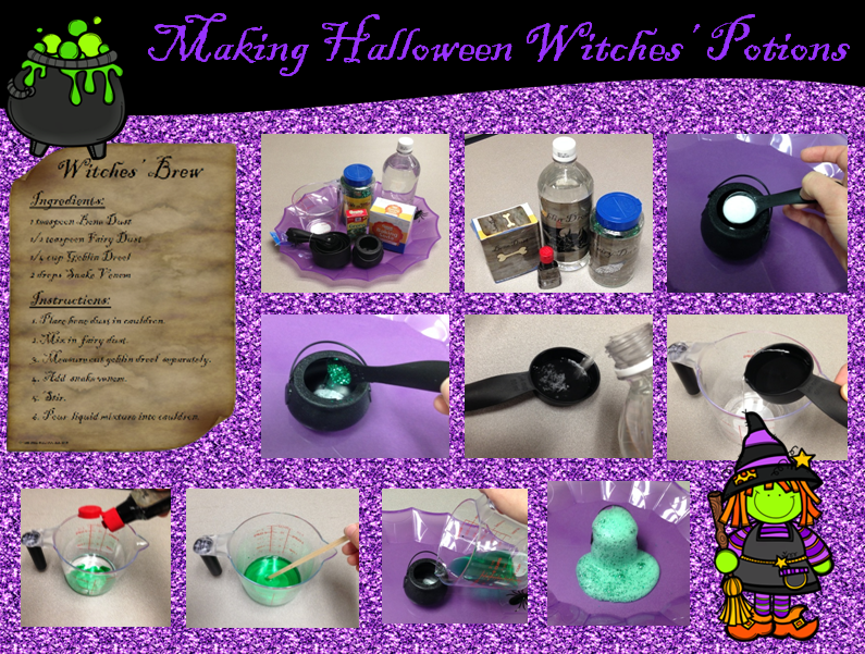 http://www.teacherspayteachers.com/Product/Witches-Brew-Halloween-magic-recipe-labels-baking-soda-vinegar-1505501